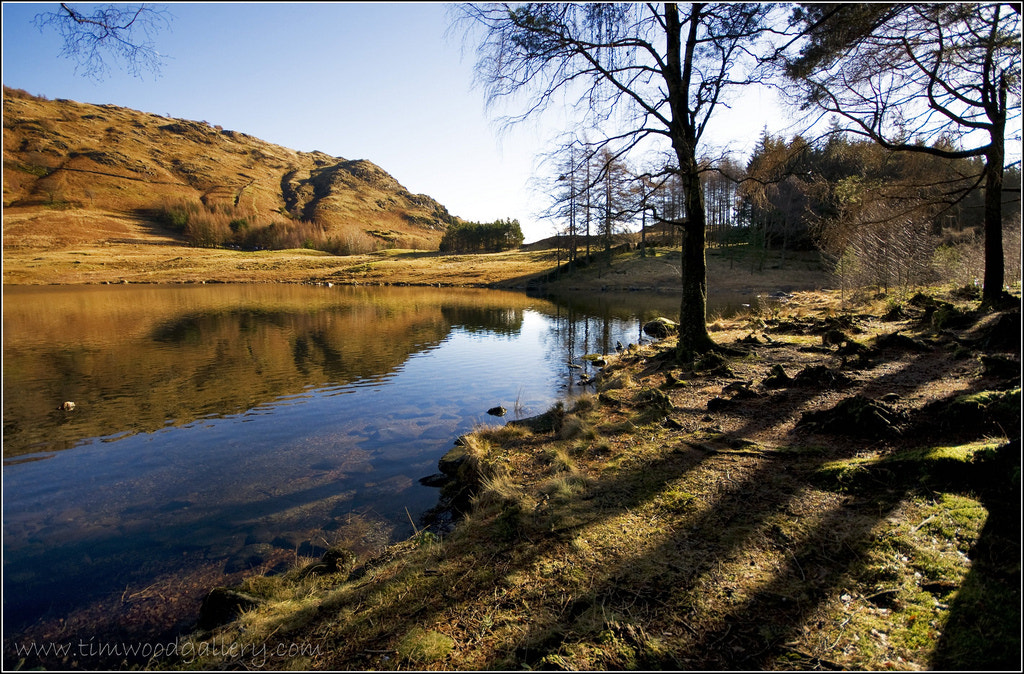 Photograph Blea Tarn, Lake District. by Tim Wood on 500px