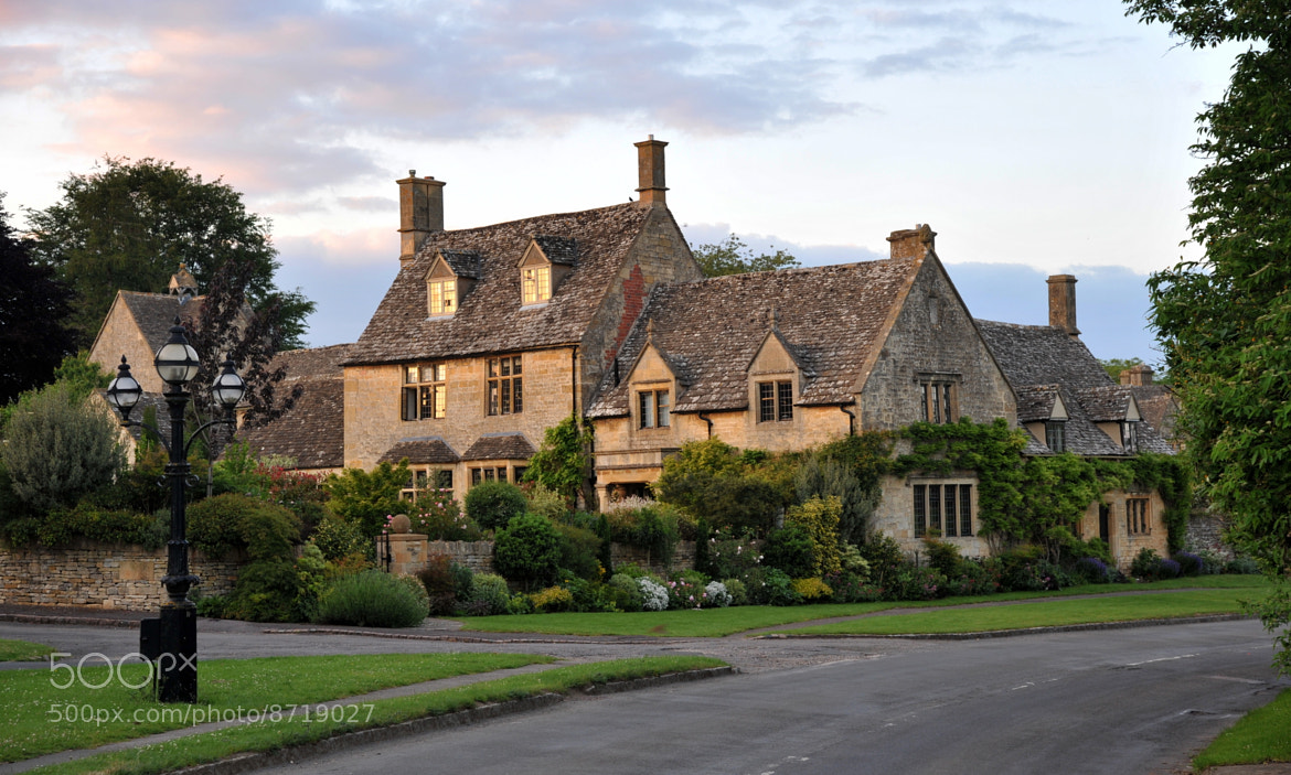 Photograph Cotswold Evening by Neil Piercy on 500px