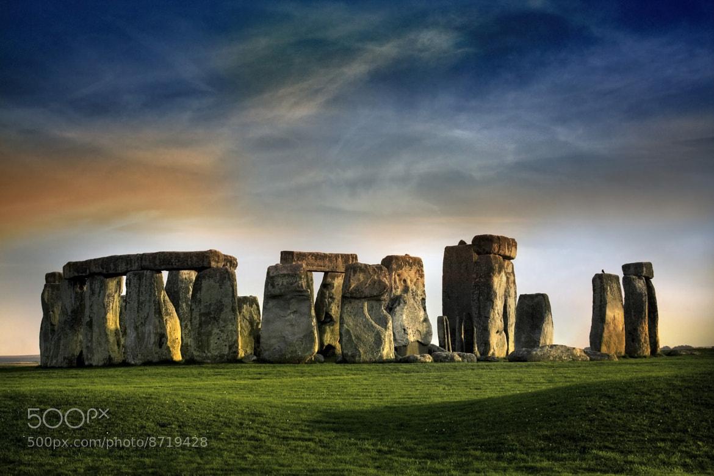 Photograph Stonehenge by Amanda White on 500px