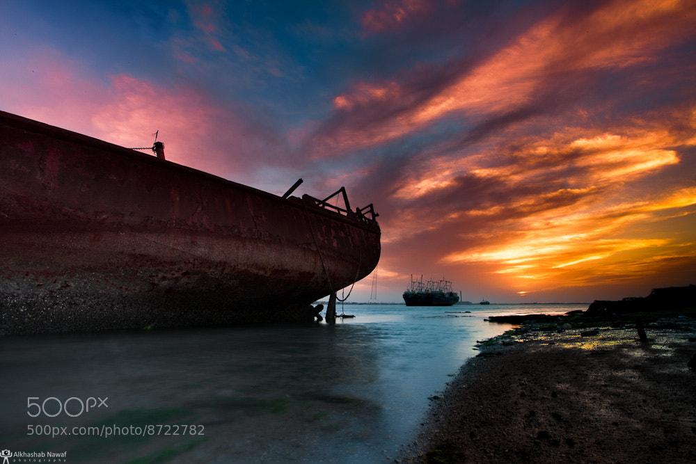 Photograph The Dead  Beach~ by Nawaf Alkhashab on 500px