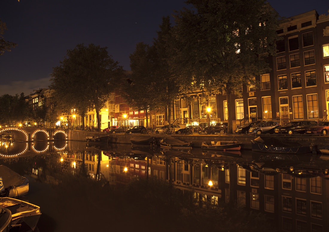 Photograph Night Amsterdam#2 by Alla Beskina on 500px