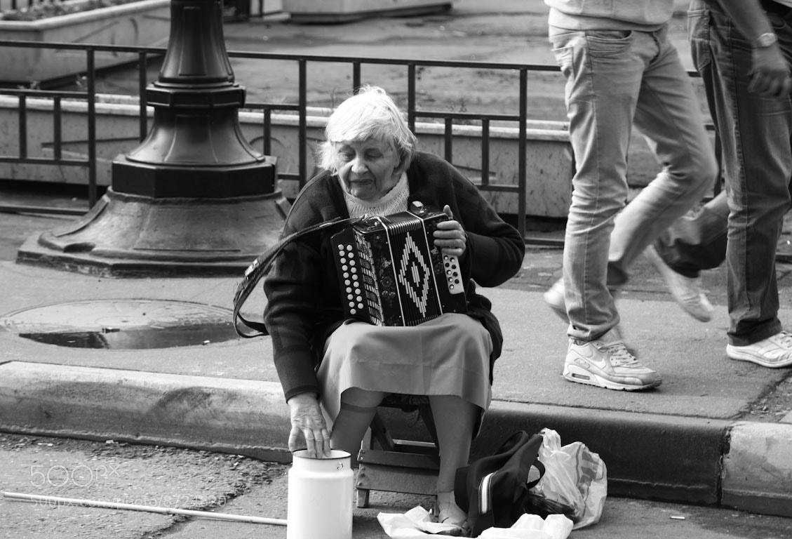 Photograph Old Lady by Dmitry Veleskevich on 500px