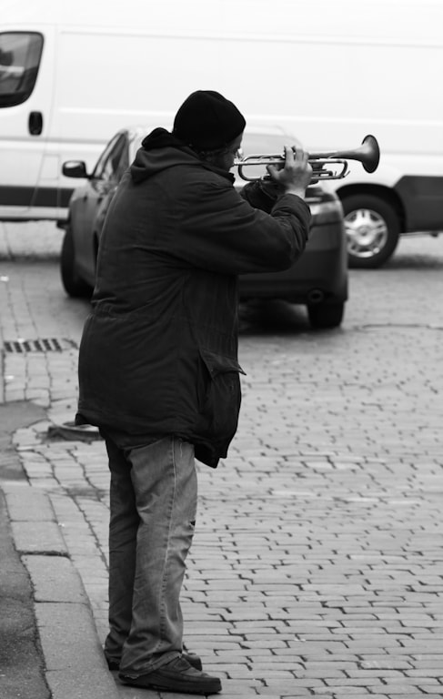 Photograph Trumpeter by Dmitry Veleskevich on 500px