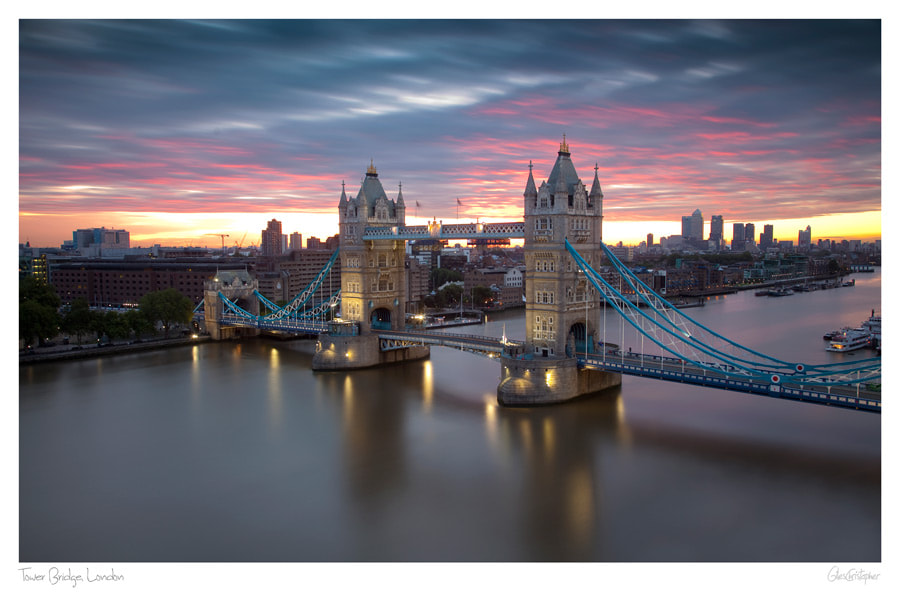 Photograph Tower Bridge, London by G Christopher on 500px