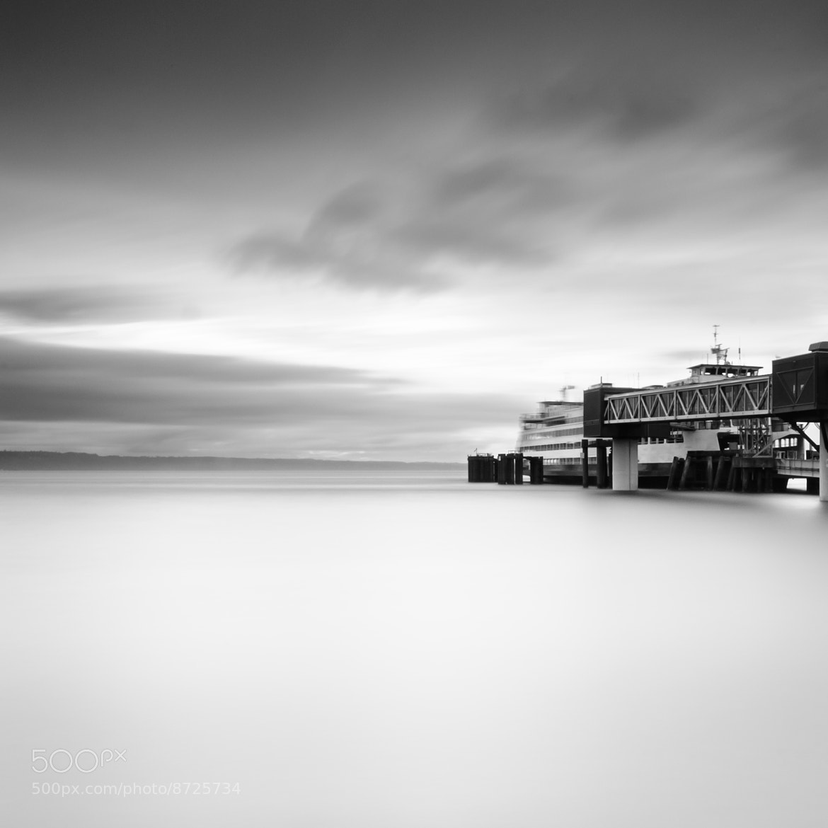 Photograph Ferry Terminal. by Noom Photozaa on 500px