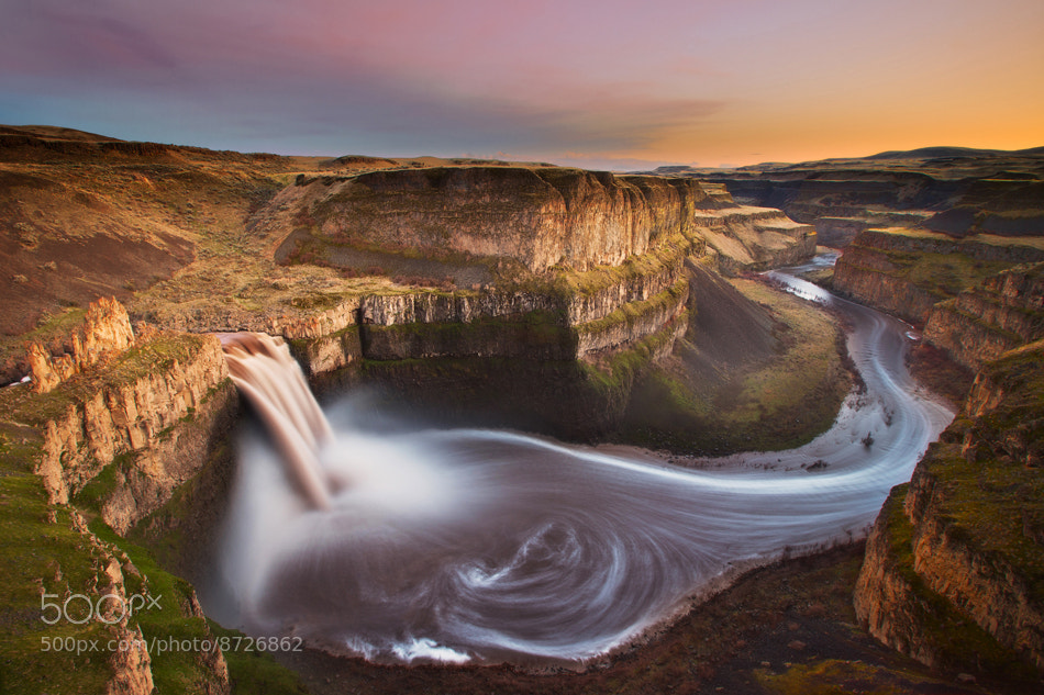 Photograph Palouse falls by Vadim Dmitriyev on 500px