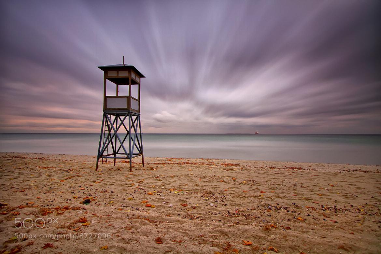 Photograph lifeguard by Samet Güler on 500px
