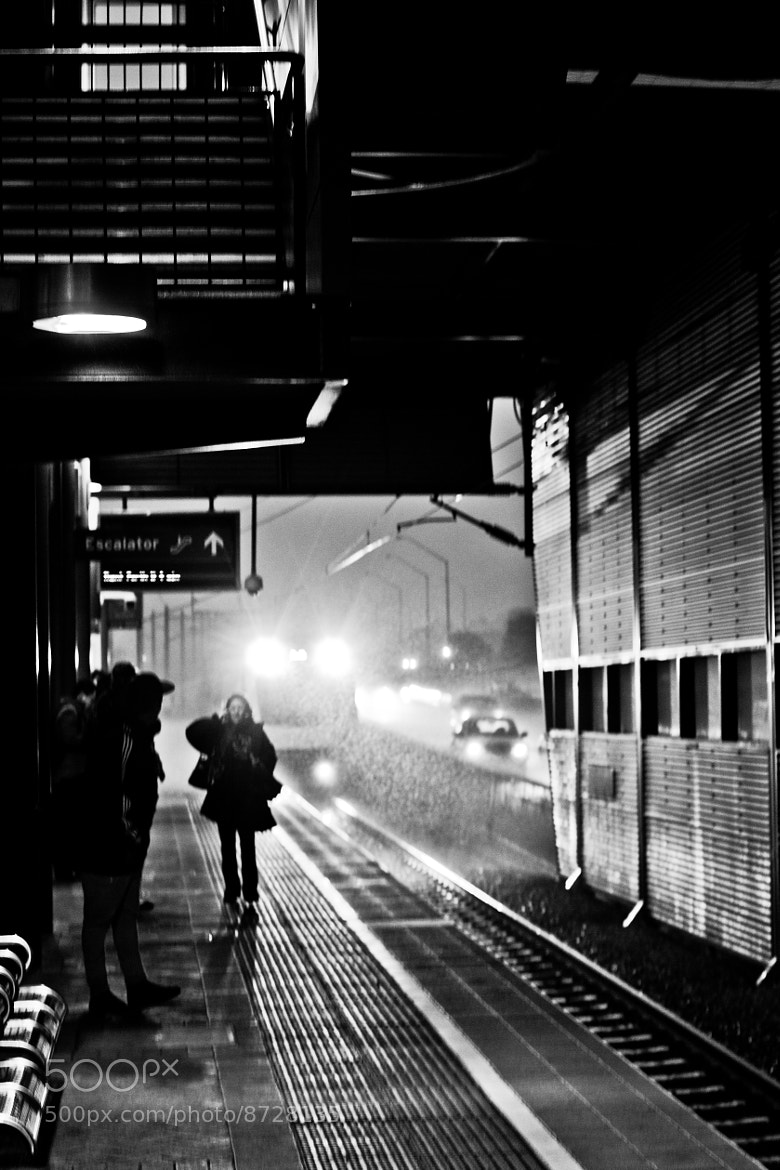 Photograph T-rain by J Tan-Torres on 500px