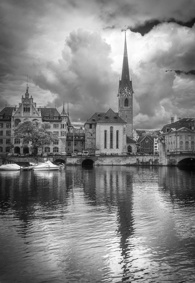 Cloudy Zurich