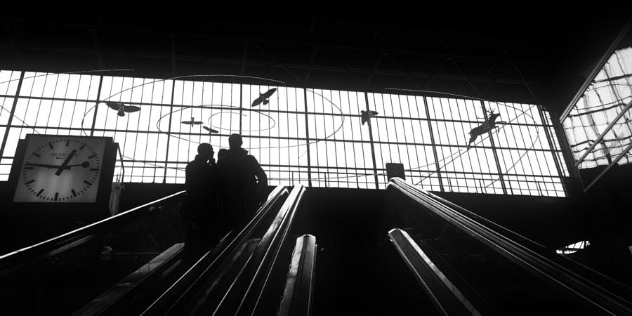 Zurich Hauptbahnhof