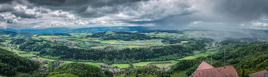 Swiss Views VIII, it's raining!