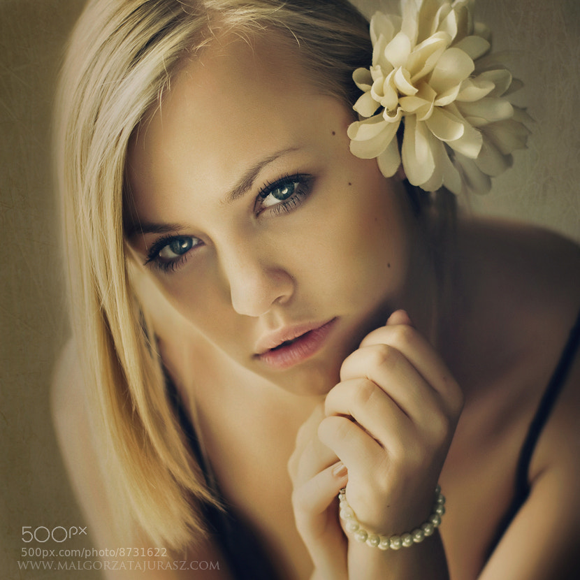 Photograph Kamila by Gosia  Jurasz on 500px