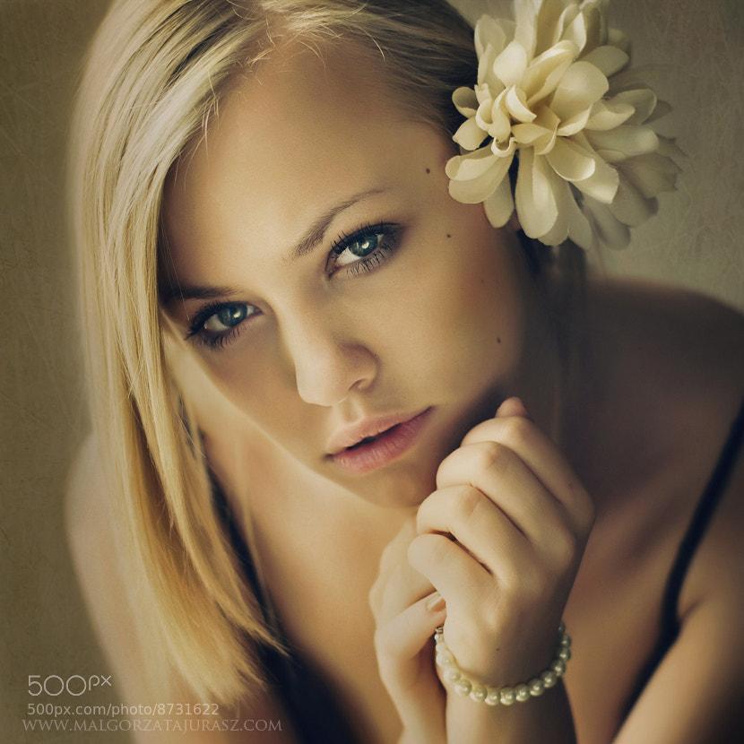Photograph Kamila by Gosia  Jurasz on 500px