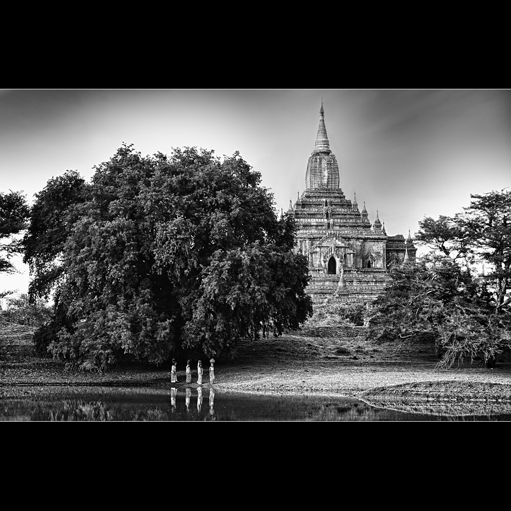 Photograph Bagan Stupa by Malcolm Fackender on 500px