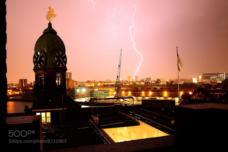 Photograph Thunder in Rotterdam by Max Bondarenko on 500px