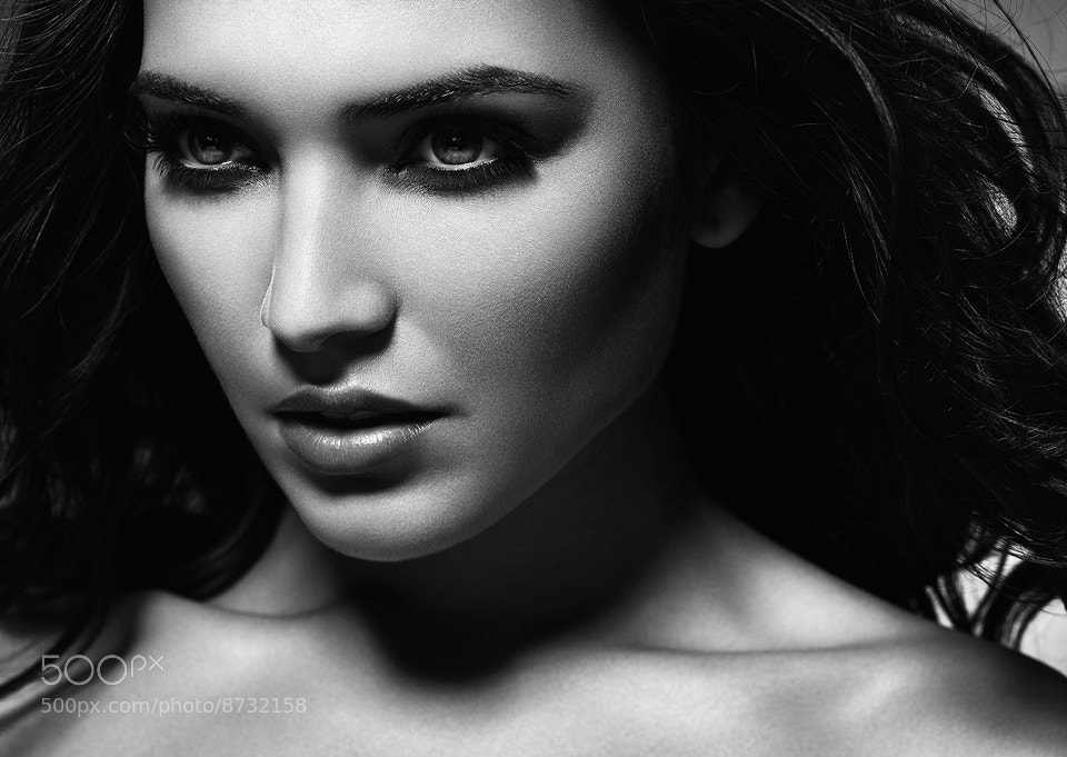 Photograph Portrait by Ludovic Taillandier on 500px