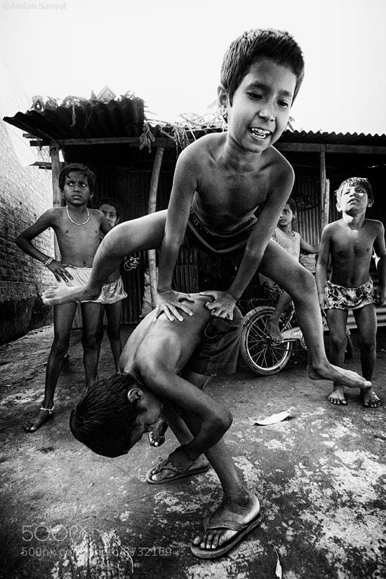 Photograph Make me a Child again by Amlan Sanyal on 500px