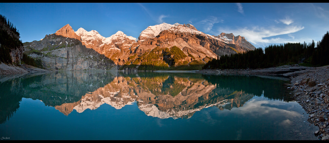 Photograph A Pearl in the Alps by Jan Geerk on 500px