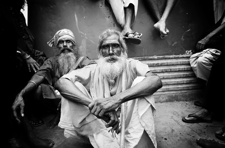 Photograph Faces by Amlan Sanyal on 500px