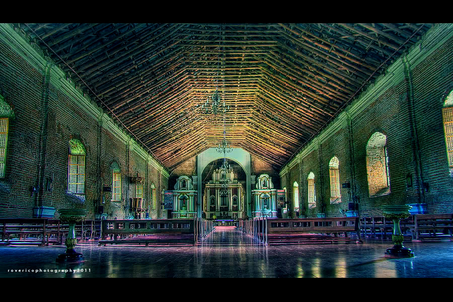 Photograph Old Spanish Church by Rove Rico on 500px