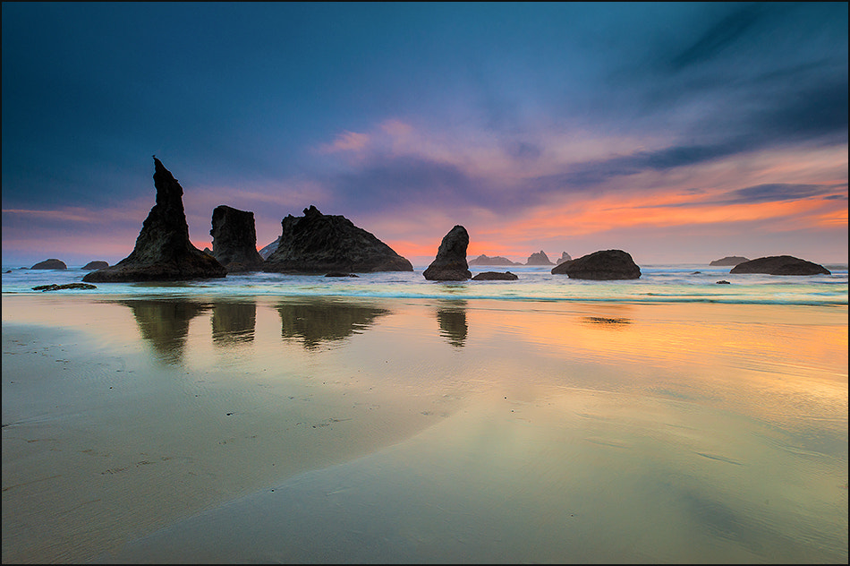 Photograph Evening In Bandon by Igor Laptev on 500px