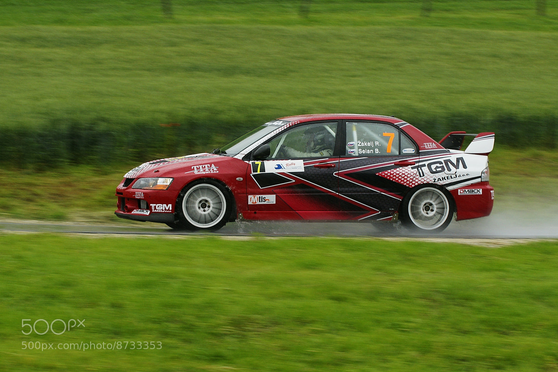 Photograph Rainy race by Branko Frelih on 500px