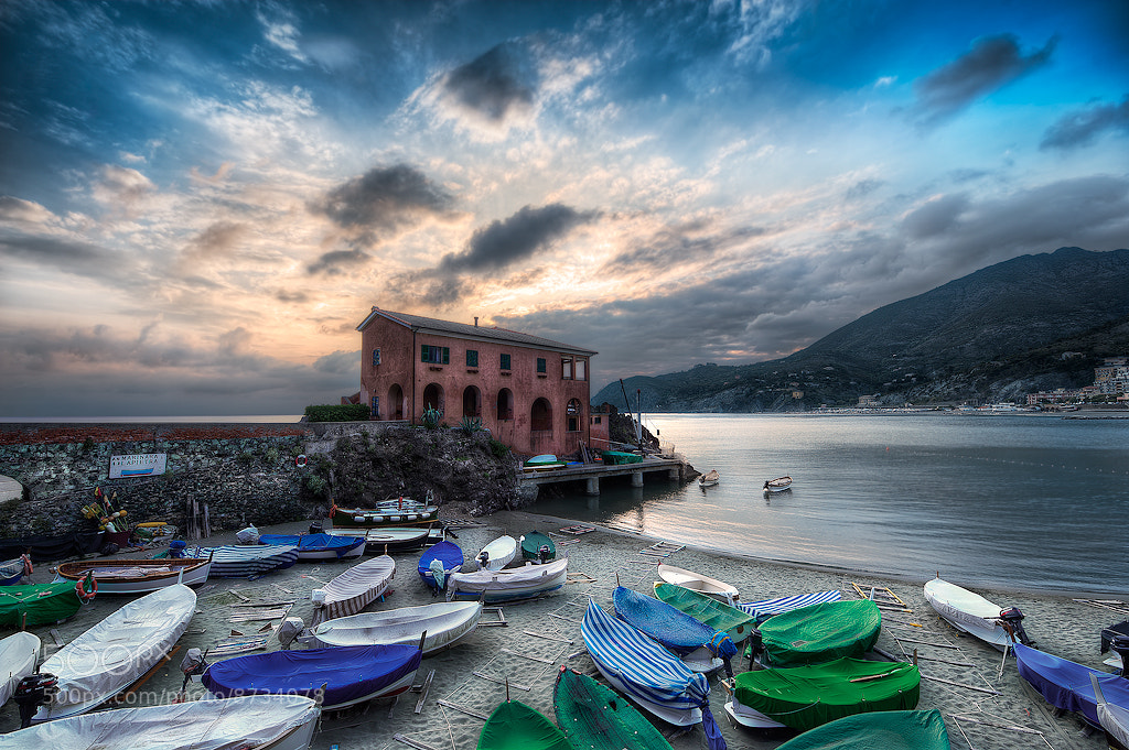 Photograph The Boat House by Elia Locardi on 500px