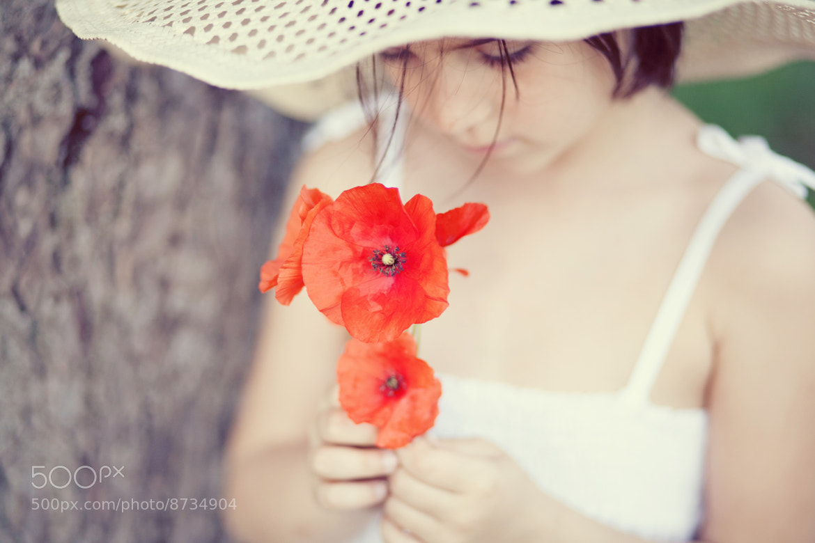 Photograph poppies for me by Caroline Dreams on 500px