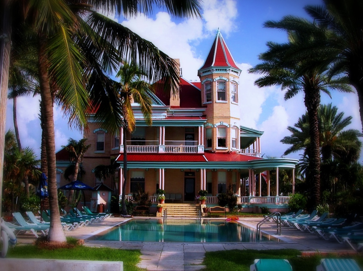 Photograph Southern Most House by Candice Staver Harris  on 500px