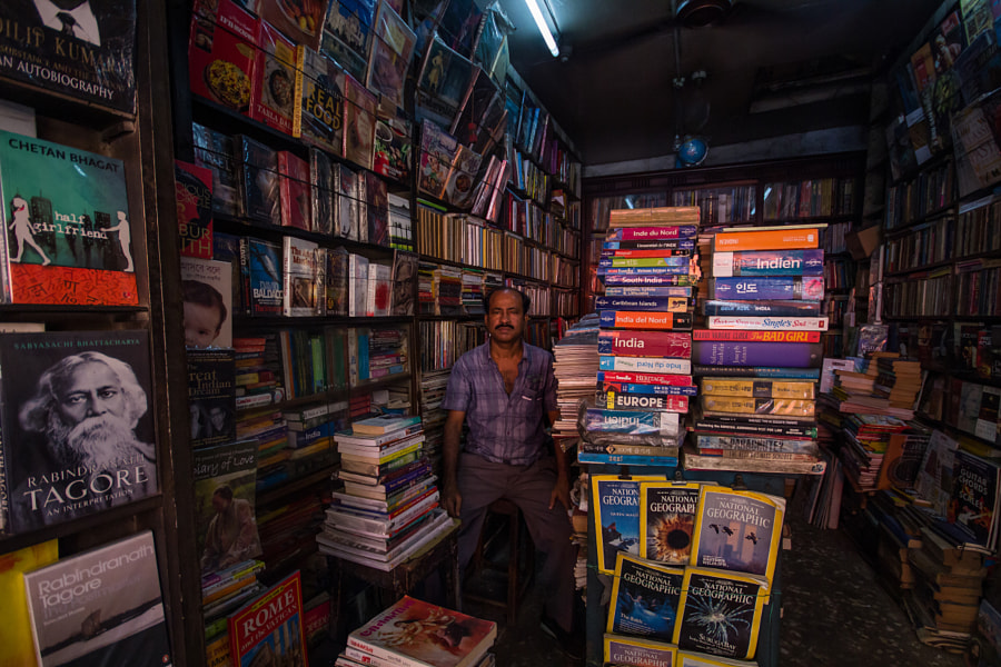 Photograph Book Shop by Ritam Paul Chowdhury on 500px