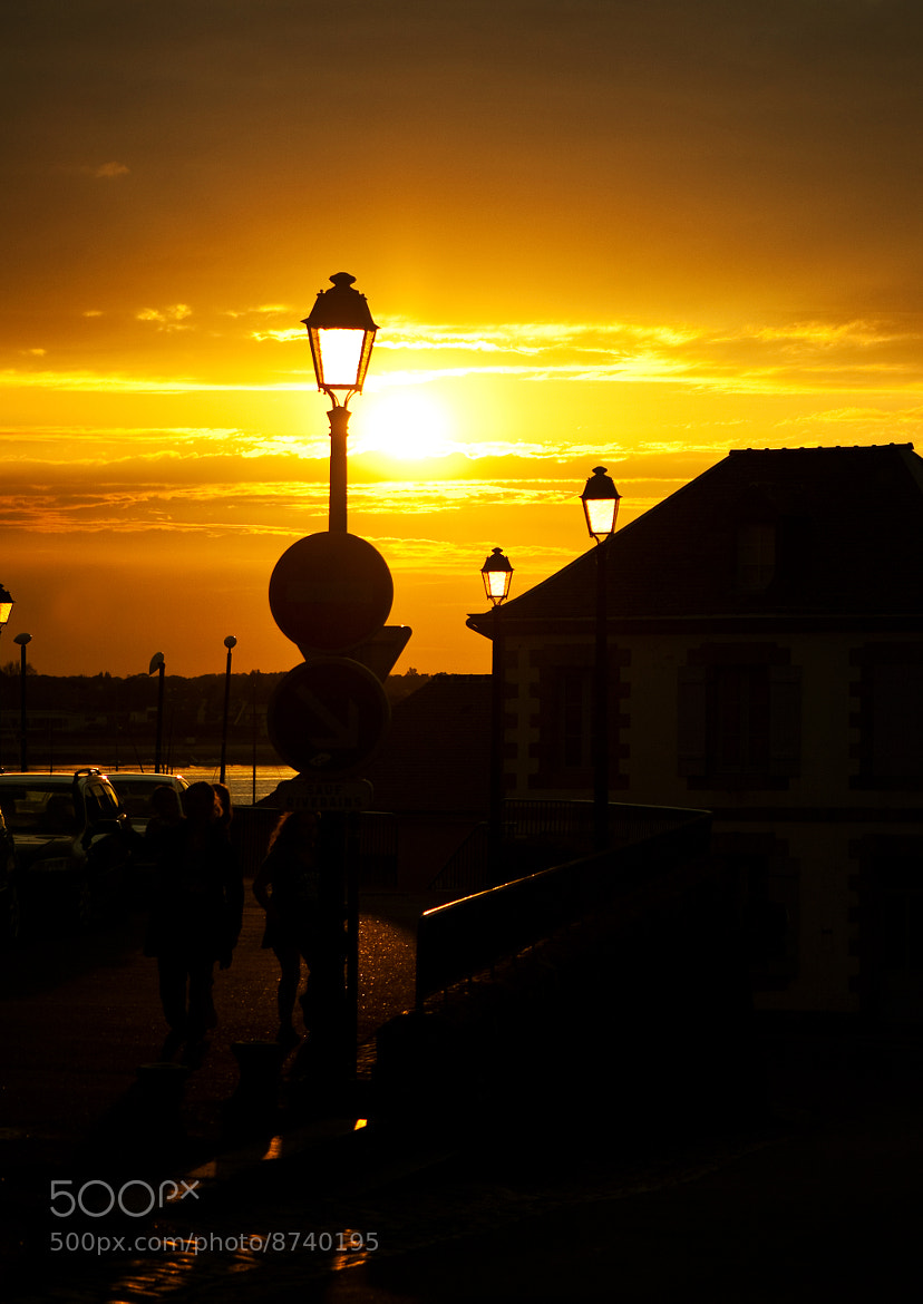 Photograph The sunny lamps by Ula Petersen on 500px