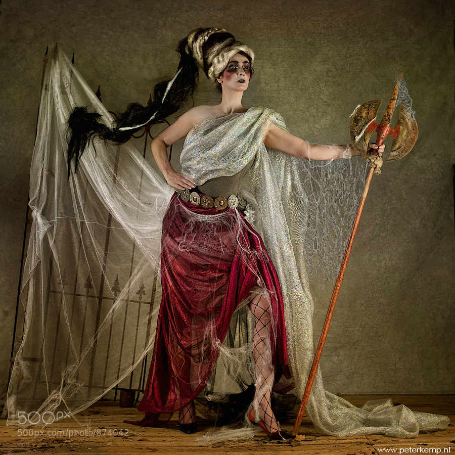 Photograph Warrior by Peter Kemp on 500px