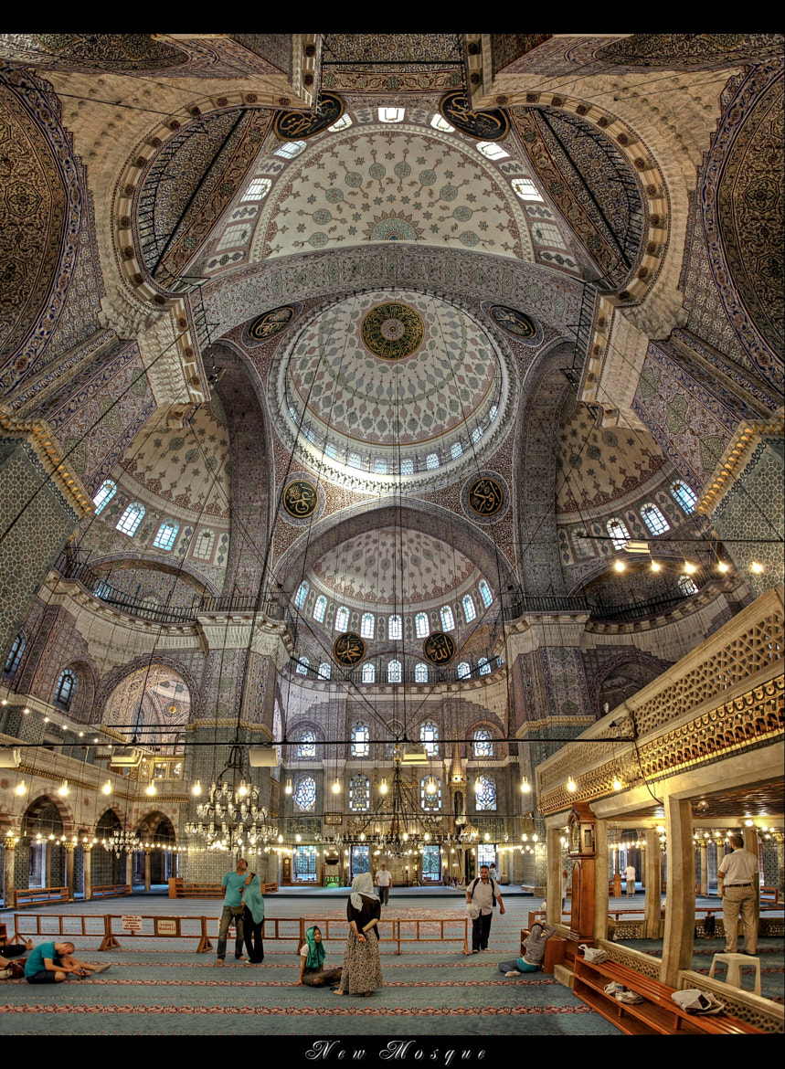 Photograph *New Mosque Panorama* by erhan sasmaz on 500px