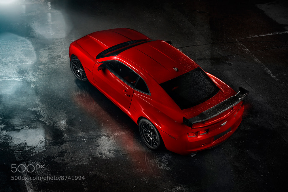 Photograph Camaro SS by Frederic Schlosser on 500px
