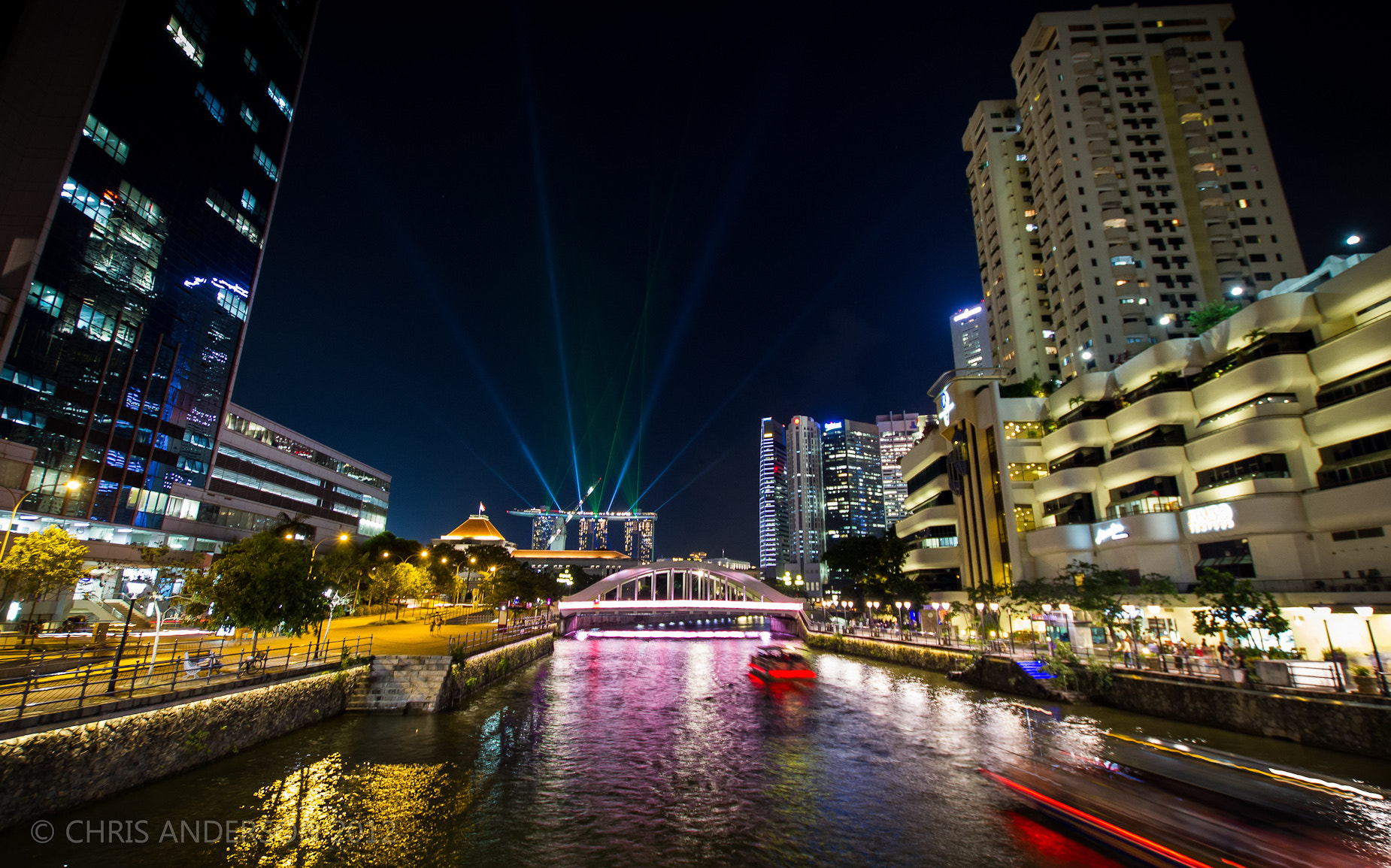 Photograph Clarke Quay by Chris Anderson on 500px