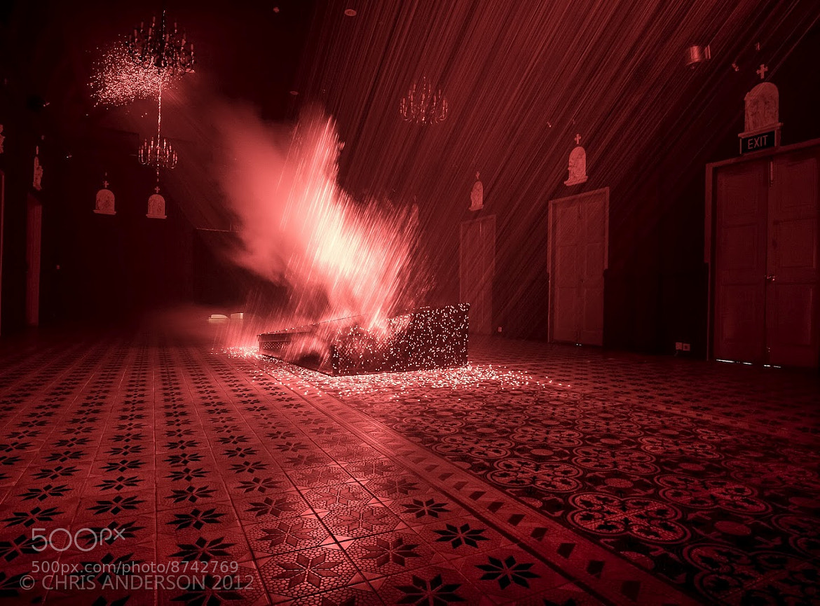Photograph Yay, Lasers by Chris Anderson on 500px