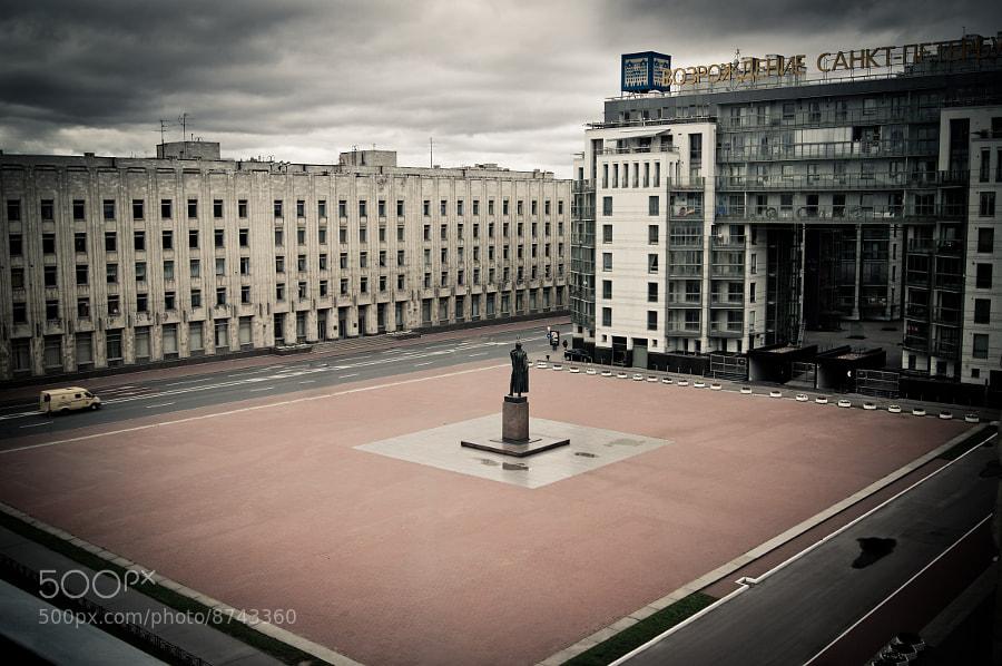 loneliness by Pavel Nabatov (ra1apo) on 500px.com