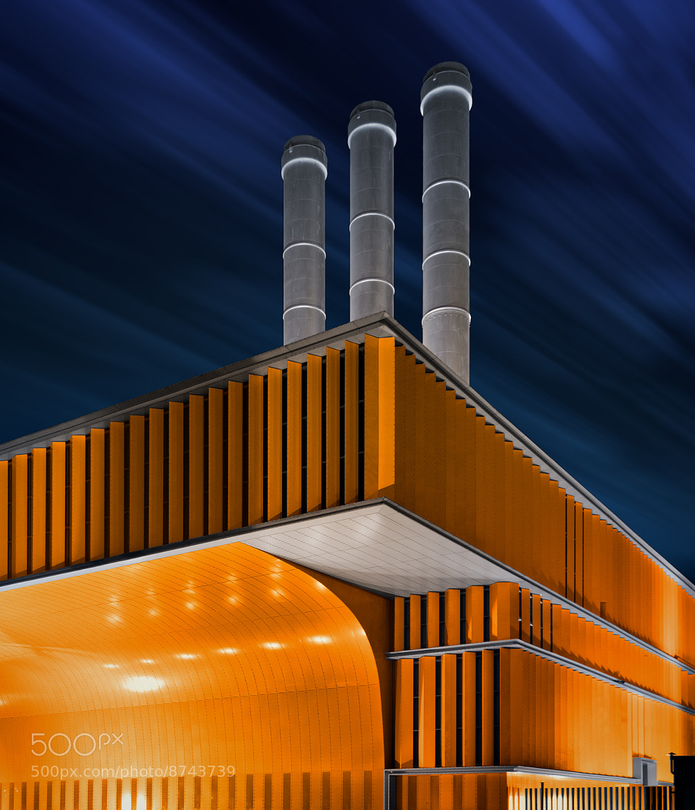 Photograph heating station by Max Ziegler on 500px