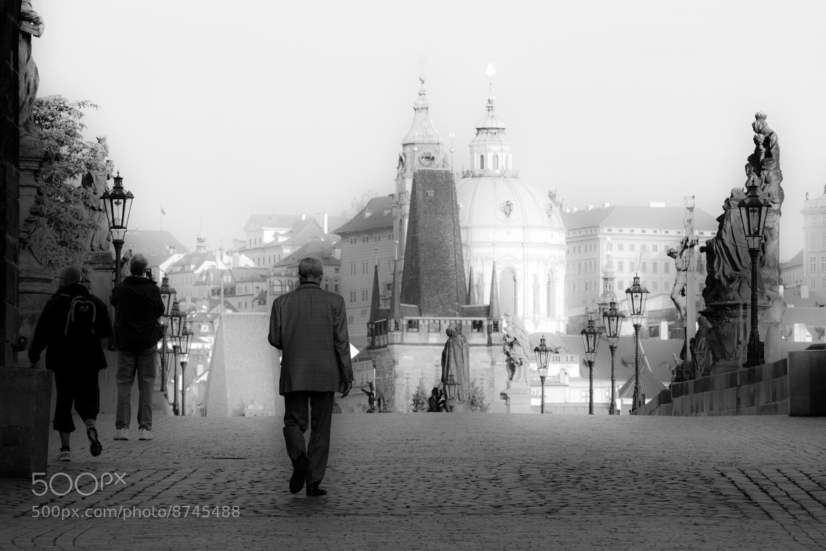 Photograph Charles Bridge by Jan Lukány on 500px