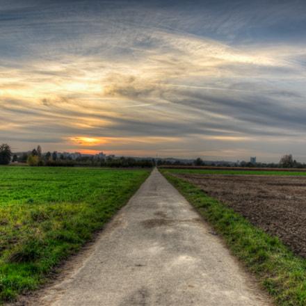 Running Route, Stuttgart-Vaihingen
