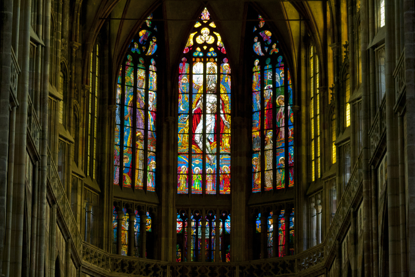 Photograph St. Vitus Cathedral by Seyhan Gungor on 500px