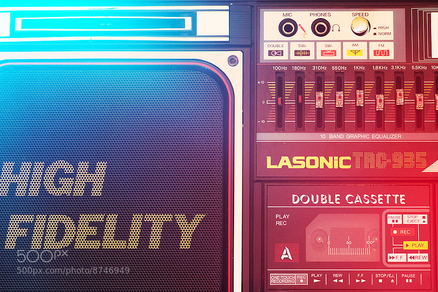 80's Dance Party by aaron d (instantkamera) on 500px.com
