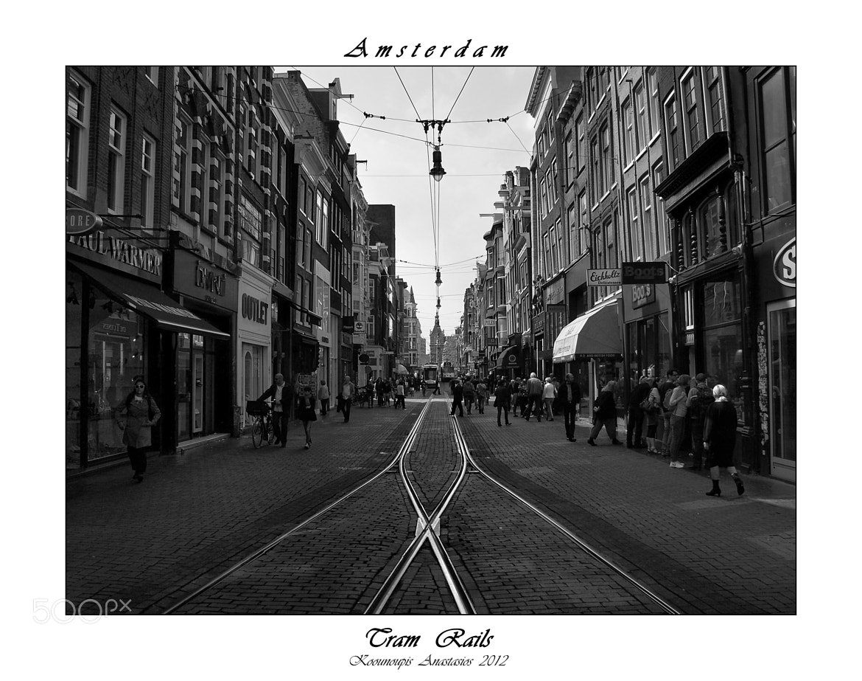 "Photograph ""Tram Rails"" by Kounoupis Anastasios  on 500px"