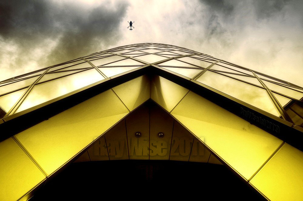 Photograph Gherkin Power by Ray Wise on 500px