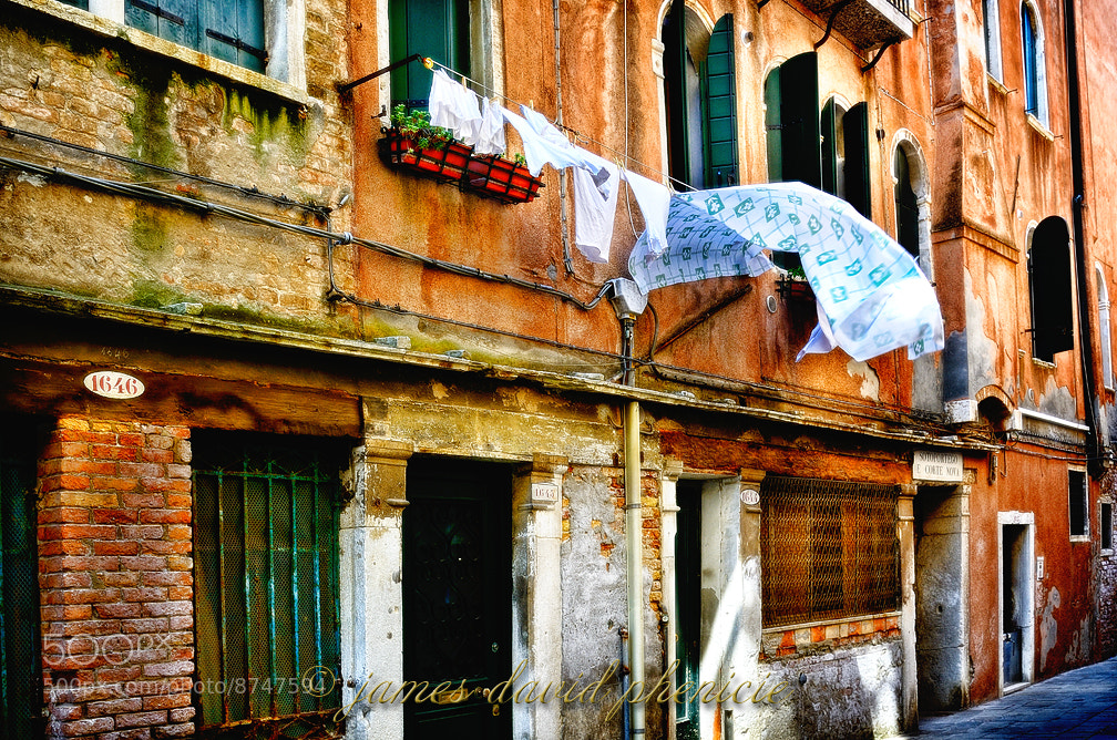 Photograph Laundry Day in Venice by James David Phenicie on 500px