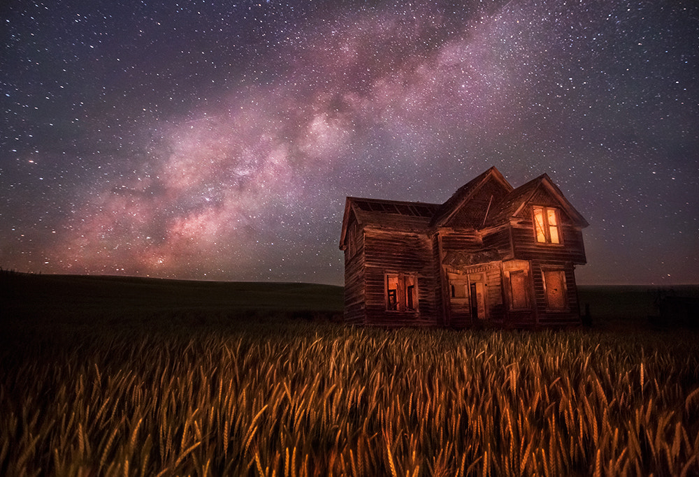 Photograph Lost Amongst the Stars by Lijah Hanley on 500px