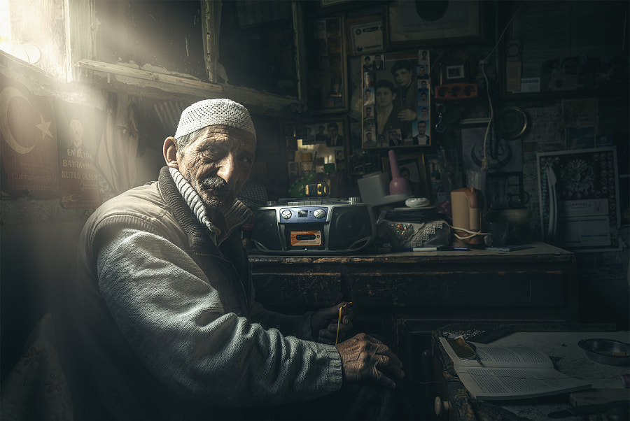 Photograph A man from Turkey by Saeed  on 500px