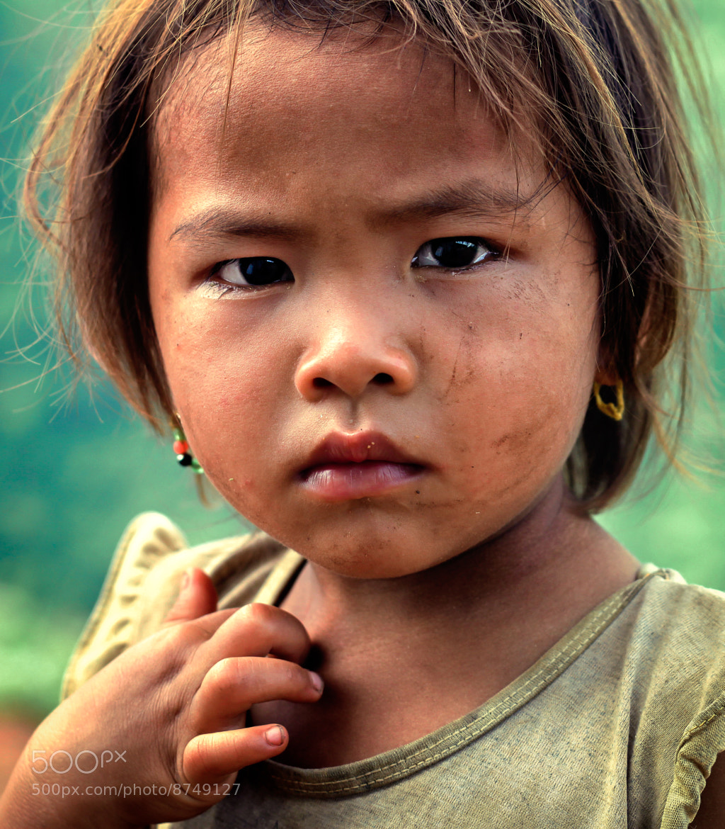 Photograph Dao Girl by Steven Happel on 500px