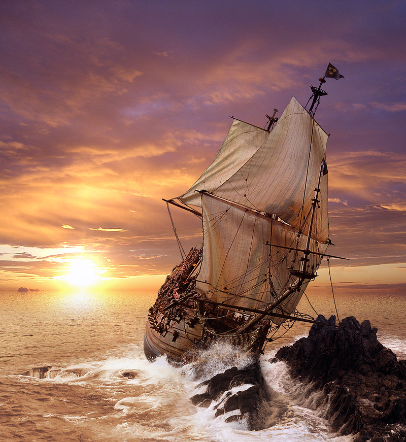 Photograph The Death of Vasa by Silver SB on 500px