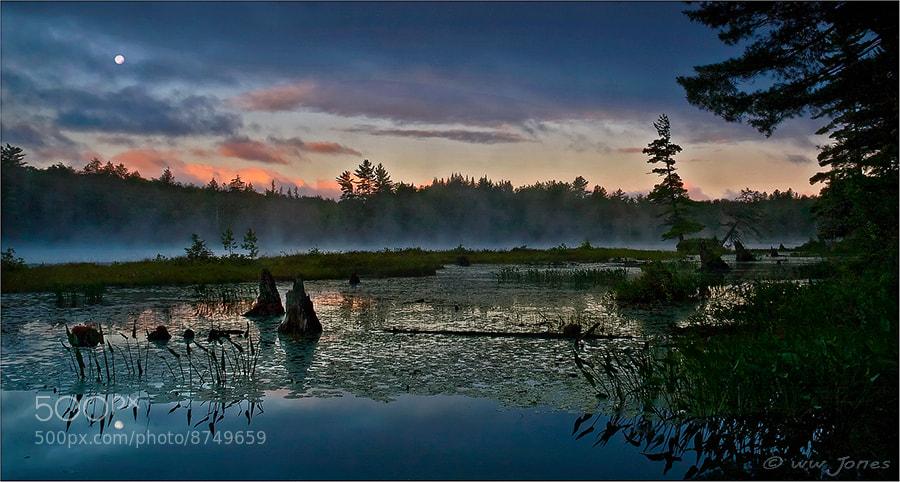 Photograph Waiting for Sunrise by Wayne Jones on 500px